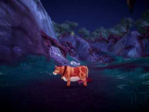 Free realms cow form Travel Video
