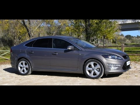 ford mondeo 2 0 tdci 163 cv powershift titanium s youtube. Black Bedroom Furniture Sets. Home Design Ideas