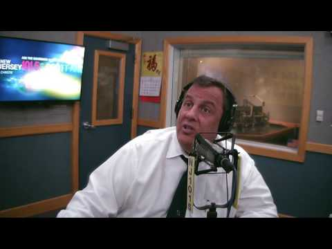 New Jersey Gov. Chris Christie defends bail reform
