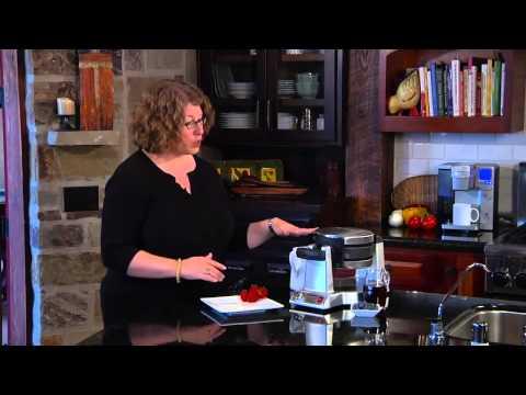 Waring Pro® Double Belgian Waffle Maker