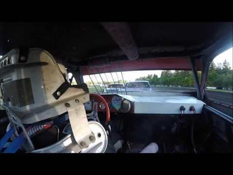 Adam Snyder - Hobby Stock Heat - Murray County Speedway 5-26-17