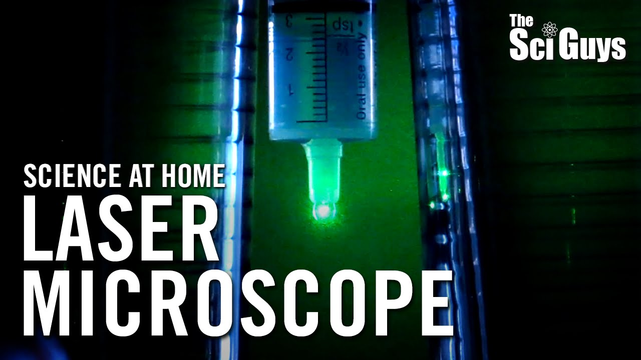 Download The Sci Guys: Science at Home - SE1 - EP13: Laser Microscope