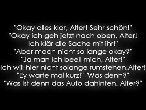 Bushido & Fler - Dreckstück [lyrics]