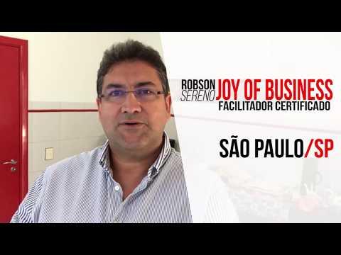 Curso de Joy of Business  em São Paulo