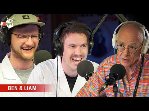 Ben and Liam pretend to be Dr Karl Mp3