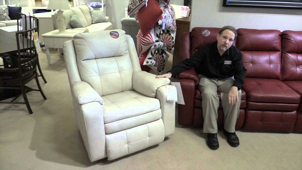 Leather Sofa With 2 Recliners And Loveseat Recliners Pinellas Park FL  Hudsonu0027s Furniture