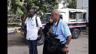Police free two Nation reporters in Mombasa