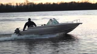 Алюминиевые лодки и катера(Катера и лодки под заказ. 89823894246 Сергей., 2015-10-20T15:04:41.000Z)