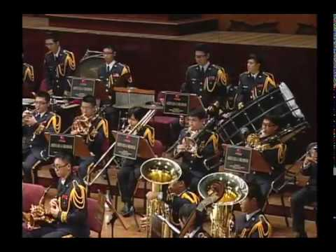 William Walton: Crown Imperial (R.O.C.Ministry of National Defense Symphony Orchestra)