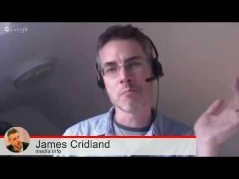 Future of Radio Webinar with James Cridland from Media.info