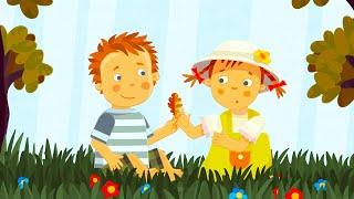 Маленький-маленький ветер | Новый развивающий мультфильм для детей