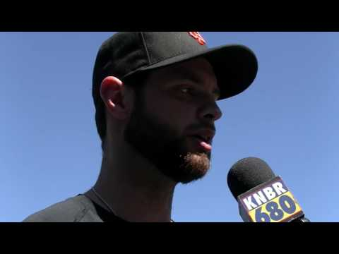 Brandon Belt relives emotional moment upon receiving All-Star nod