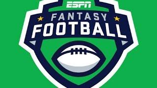 ESPN Fantasy Football Mock Draft 2016