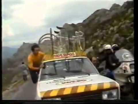 Vuelta a España 1983 - 13 Lagos de Covadonga Lejarreta