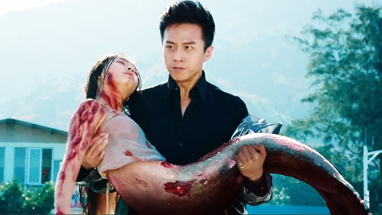 Download Man Must Save His Mermaid Lover From Humanity's Cruelty