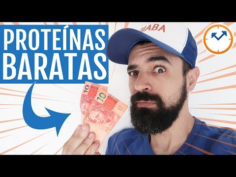 💰10 ALIMENTOS BARATOS RICOS EM PROTEÍNA | Saúde na Pobreza #3 💸