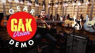 GAK BASS : Music Man Caprice Bass