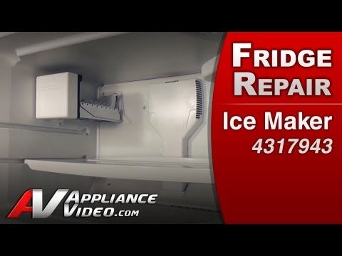 Ge Refrigerator Icemaker Amp Water Valve Hd Supply Fa
