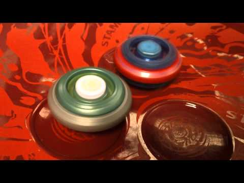 Beyblade(Toupie) Metal Masters Customized Battles Part 1