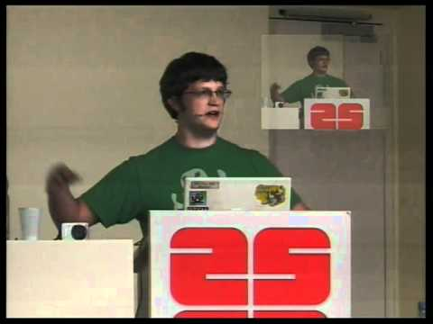 25c3: Objects as Software: The Coming Revolution
