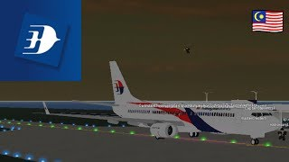 BUSINESS | Malaysia Airlines - Boeing 737 | ROBLOX