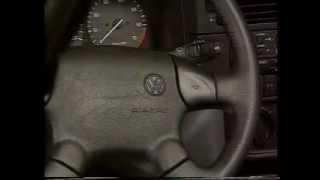 Оригинальная немецкая презентация VW Passat В4 (1994 год)