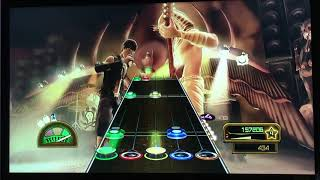Guitar Hero Greatest Hits - Trippin' On A Hole In A Paper Heart - Expert Guitar FC
