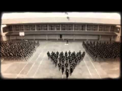 Видео, танец заключенных в памяти о Майкле джексоне  Cre