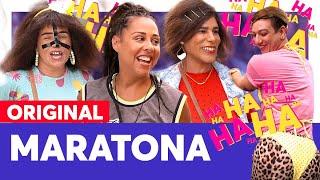 Maratona DE GRAÇA NA RUA | ORIGINAL | Tô De Graça | Humor Multishow