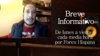 Breve Informativo - Noticias Forex del 8 de Febrero 2017
