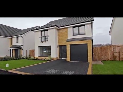 Robertson Homes - Ivory Grand - Plot 20