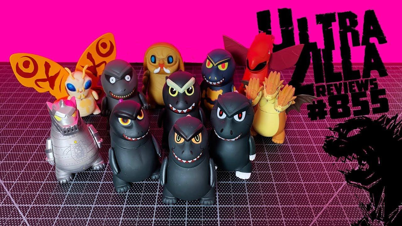 Blind Box Figure Kidrobot Godzilla Vinyl Mini Figure Series
