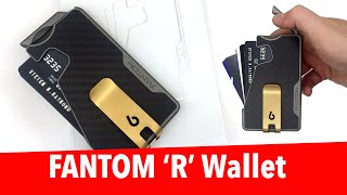 the New FANTOM 'R' Reveal | Fantom Wallet 2019 Everyday Carry Hands on Review!!