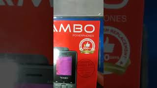 Samsung Guru Killer All New Tambo A1800 Unboxing.
