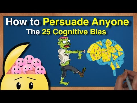 How to Persuade Anyone  The 25 Cognitive Biases by Charlie Munger