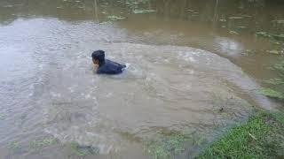 Slip On Water   Kids Funny Video   Acting By Ratul Adhikari