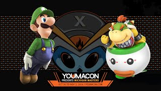 Youmacon 2014 - Gimmix vs Hyper Crasher - Smash 3DS