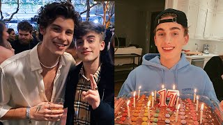 Johnny Orlando: BTS of Grammy Week + 17th Birthday