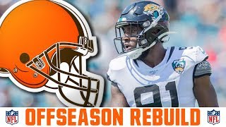 Cleveland Browns Rebuild & Offseason Plan | Browns Mock Draft Free Agency & Cuts