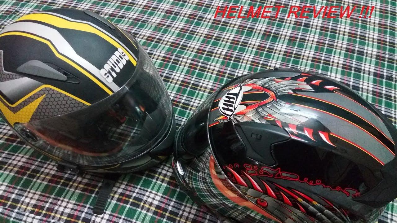Studds Shifter Helmet Review. - YouTube