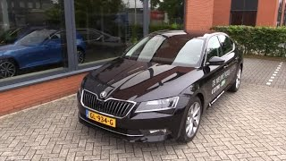 Skoda Superb 2016 Start Up In Depth Review Interior Exterior