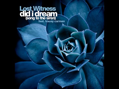 Lost Witness - Did I Dream (Song Of The Siren) (Original 2002)
