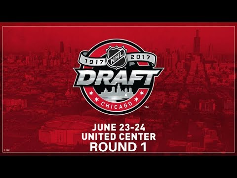 NHL 2017 Entry Draft Round 1 Live!
