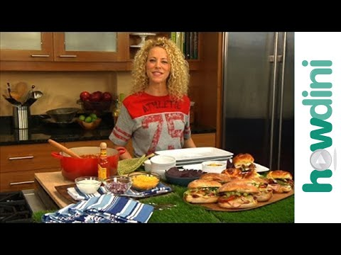 Game Day Recipes Easy Football Party Food Ideas Youtube
