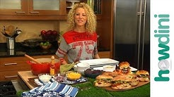 Game day recipes - Easy football party food ideas