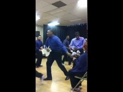 70th surprised dance for grandma from...