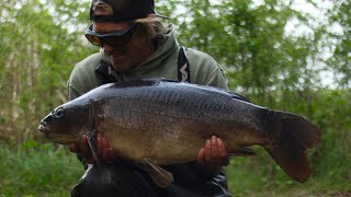 ***Carp Fishing*** At the Quarry, Essex. Vlog 5, 'Quest for the magnificent 7', Nomadic Carper
