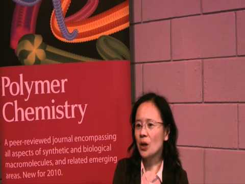 Jian Ping Gong talks to Liz Davies about forming shapes with tough hydrogels