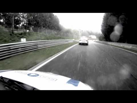 At the 2012 Nurburgring 24-hour Rookie Training