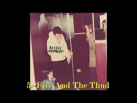 arctic monkeys albums rar
